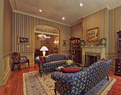 Patricia Marian Cove Architectural Interiors Design Galleries 18th Century Townhouse