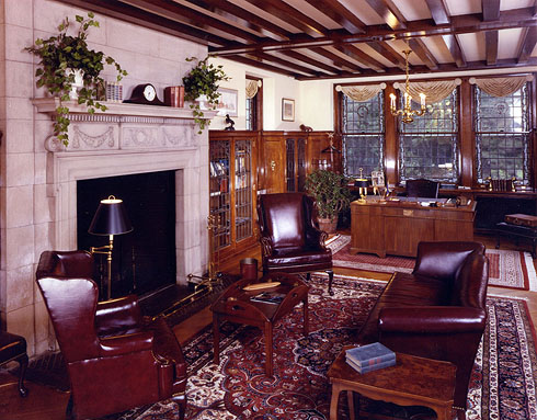 Patricia Marian Cove Architectural Interiors Design Galleries Institutional Design Philadelphia University President S Office